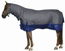 Weatherbeeta 1200D Waterproof Winter Horse Blanket Turnout Neck Cover Combo Hvwt