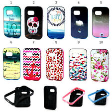 Cute New Print Rubber TPU + PC Hybrid Case Cover For Samsung Galaxy Young 2 G130