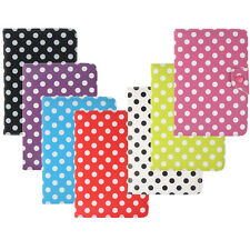 7 inch Universal Polka Dot Leather Stand Case Cover For Android Tablet PC