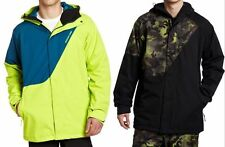 DC Mens Form Jacket winter ski snow snowboard coat S-XXL NEW