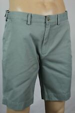 "Polo Ralph Lauren Green Classic Fit 9"" Chino Shorts NWT"