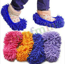 1Pcs Dust Floor Cleaning Slippers Shoes Mop House Clean Shoe Cover Multifunction
