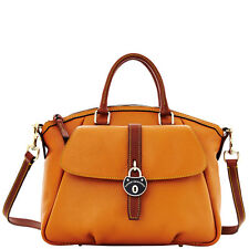 Dooney & Bourke Samba Large Slim Satchel