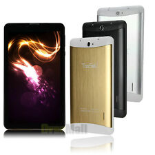 Unlocked GSM 3G phablet 7'' Tablet Android 4.4.2 8GB Dual SIM Wifi Smart Phone