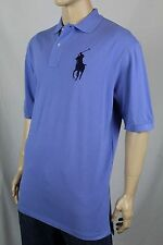 Polo Ralph Lauren Blue Classic Fit Big Navy Pony NWT