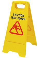 Professional Wet Floor Warning Caution Hazard Work Safety Sign Cleaning Slippery
