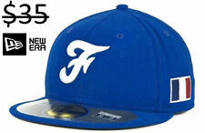 France Team Men New Era 59Fifty Fitted MLB World Baseball Classic WBC Hat Cap