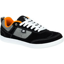 DC Lennox S Leather SKATE Board SHOES Low SKATER Boy SNEAKERS Mens sz 8 9 11 NEW