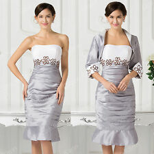 Free Jacket mother of the bride/groom Wiggle dress Formal occasion outfit Suit