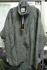 US ARMY AIR FORCE POLARTEC FOLIAGE GREEN FULL ZIP FLEECE JACKET COLD WEATHER