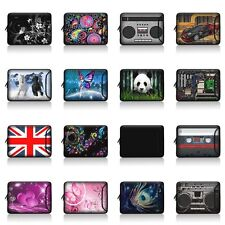 """Sleeve Bag Cover Case Pouch w/Pocket for 7"""" Kocaso M736 M772 Android 4.1 Tablet"""