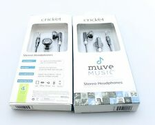 NEW - Premium 3.5mm Stereo Handsfree Headset with Inline Microphone - Retail BOX