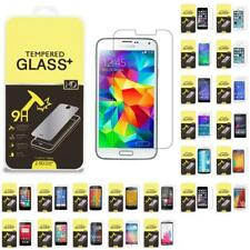 High Quality Tempered Glass Screen Protector Film Guard Clear for Cell Phones