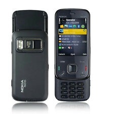 """Nokia N86 8.0MP 2.6"""" Symbian OS Smartphone Unlocked Black Cell Mobile Phone FMUS"""