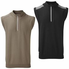 SALE!! 2014 Ping Collection Wade Half Zip Knitted Tank Top Golf Vest
