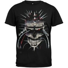 Skulbone - Wired Skull Adult Mens T-Shirt