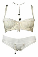 Made by Niki The Love Letter Ivory Ivory Knicker - Limited Edition