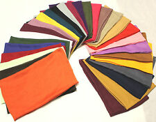 Ladies/Girls Hijab Maxi Scarf Sarong Big Large Oversize Plain Colours Viscose