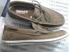 NIB Timberland Slippers Earthkeepers Men Shoes Moccasin Casco Bay Leather 5647R