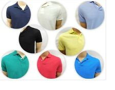 New J.Crew Mens Classic Pique Knit S/S Polo Collared Shirt All Colors XS-XXL