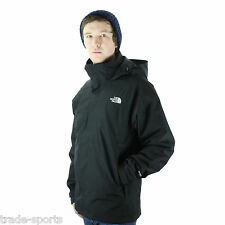 NORTH FACE MENS SIZE XL BLACK JACKET COAT TNF TRICLIMATE PHERE 3 IN 1 NEW