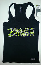 ZUMBA® Very Necessary Tank Sew Black