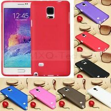 Ultra Slim Matte Soft TPU Gel Silicone Durable Back Case Cover For Cell Phones