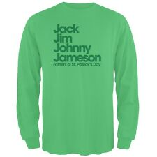 St. Patricks Day - The Four Fathers St. Patrick's Day Irish Long Sleeve T-Shirt