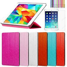 Trifold Ultra Slim Smart Case Wake Sleep Cover For Apple iPad Air 1 1st Stand #2