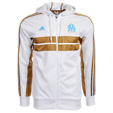 Olympique Pique Marseille adidas Anthem Jacket Track Top G73292 S M L XL 2XL new
