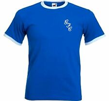 Gillingham FC The Gills Retro GFC Football Club T-shirt - All Sizes Available