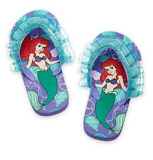 Disney Authentic Little Mermaid Ariel Flip Flops Size 7/8 9/10 11/12 13/1 2/3