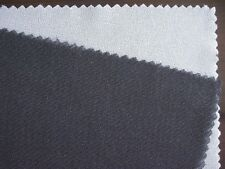 Woven Fusible Interlining Fabric,Tricot,100% polyester, choose color & yardage