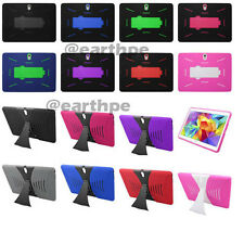 Samsung Galaxy Tab S 10.5 inch T800 Tablet Rugged Hybird Kickstand Cover Case