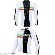 Paladin Men's MTB Bike Cycling Jersey Clothing Long Sleeve Bike Shirt Size M-3XL