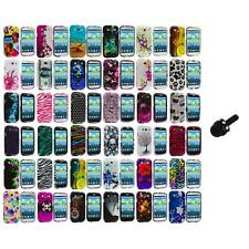 Design Hard Snap-On Case Cover Accessory+Mini Stylus for Samsung Galaxy S III S3