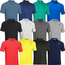 Under Armour 2015 Mens HeatGear Performance 2.0 Golf Polo Shirt *New Collection*