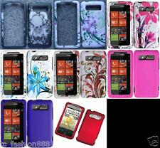 Quality Phone Cover COLOR / DESIGN Case FOR HTC Trophy 7 T8686 / Shark 6985