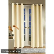 Thermalogic Weathermate Insulated 54-inch Curtain Panel Pair