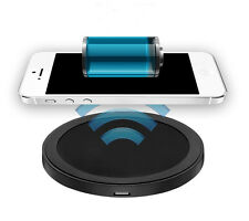 QI Wireless Charging Charger Pad for iPhone 6 Nexus 6 Samsung Galaxy Note4 S5 S6