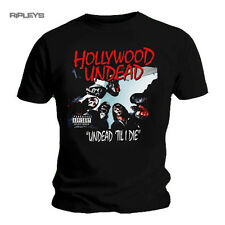 Official T Shirt HOLLYWOOD UNDEAD Undead Til I Die All Sizes