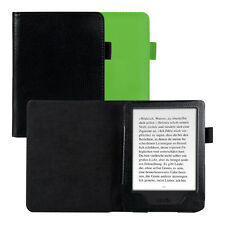 kwmobile BOOK STYLE CASE FOR AMAZON KINDLE 2014 COVER BAG WALLET EREADER PC BAG