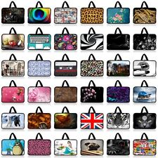 """Soft Case Cover Sleeve Bag Pouch With Handle For ASUS MeMO Pad 7, RCA 7"""" Tablet"""