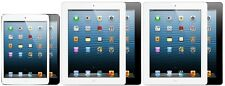 Apple iPad Mini OR Air, 1st/2nd/3rd Generation WiFi ONLY Tablet 16 32 64 128GB