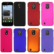 For ZTE Source N9511 Majesty Z796C Cover Solid Hard Snap On Accessory Case