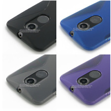 Silicone pure TPU Gel Rubber Cover Case Skin for Motorola Moto X+1,XT1093,XT1095