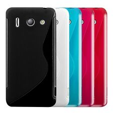kwmobile TPU SILICONE CASE FOR HUAWEI ASCEND G510 DESIRED COLOUR SOFT COVER