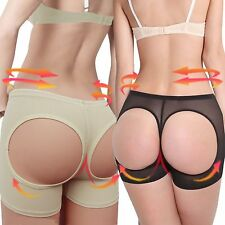 Sexy Women Butt Lifter Body Shaper Panty Booty Enhancer Booster Girdle Panties