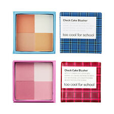 TOO COOL FOR SCHOOL Check Cake Blusher - 7.6g