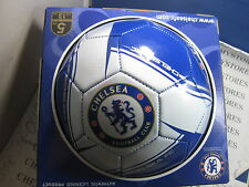 NIB CHELSEA FC ENGLAND  AUTHENTIC LICENSED SOCCER FOOTBALL BALL SIZE 5 UNISEX